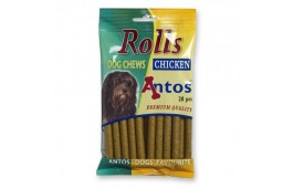 "Snack ""Rolls"" 200g - 20 Unidades"