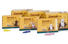 Zeronil Cães 3 Pipetas