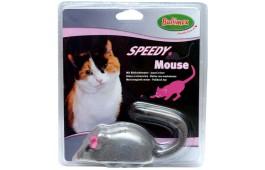 "Brinquedo para Gato ""Speedy Mouse""  - Rato com corda"