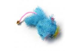 """Brinquedo para Gato """"Ratos com guizo""""  e Cat-Nip"""