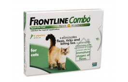 Frontline Combo Gatos Pipetas