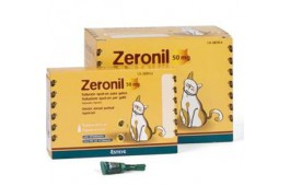 Zeronil Gatos 30 pipetas