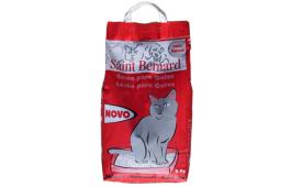 """Areia para Gatos """"Saint Bernard"""""""