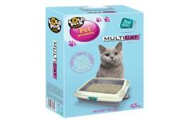 """Areia """"MultiCat Classic"""" para Gatos Bentonite"""