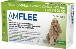 AMFLEE Spot On Cão - 30 Pipetas