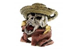 """Decoração Aquário """"Laughing Pirate"""""""