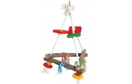 Brinquedo para Papagaio
