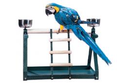 Poleiro p/ Papagaio