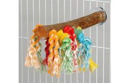 Brinquedo para Papagaio - Poleiro