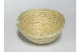 Ninho p/ Canários em Corda Branca - 10 unidades
