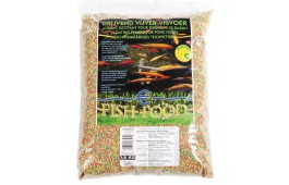 Alimento Vitaminado Granulado p/ Peixes de Lago