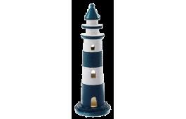 """Decoração Aquário """"Nautical Lighthouse"""""""