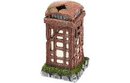 """Decoração Aquário """"Telephone Box"""""""