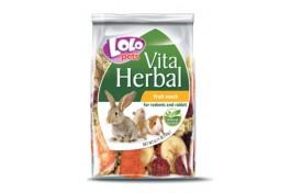 "Snacks ""Vita Herbal"" para Roedores - Frutas 50g"
