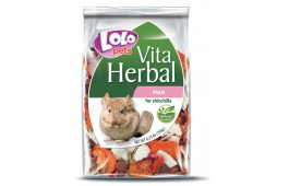 "Snacks Mix ""Vita Herbal"" para Chinchilas 150g"