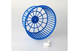 Roda para Hamster em Plástico Rendado