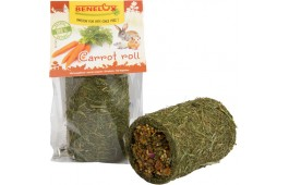 """Snack """"Carrot Roll"""" p/ Roedores 125g"""