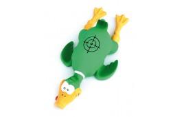 """Brinquedo Cão """"Pato"""" - 26 cm (c/som)"""