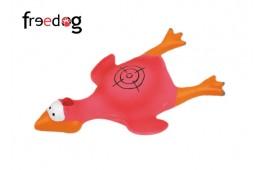 """Brinquedo Cão """"Frango"""" (c/som)"""