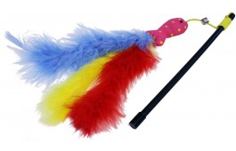 """Brinquedo Gato - Cana """"Carnival Fish"""""""