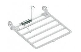 Porta Transparente c/ Mola p/ Comedouro - 12 unidades