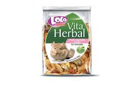 "Snacks ""Vita Herbal"" para Chinchilas - Frutas e Vegetais 100g"